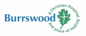 Burrswood logo